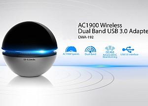 USB Ασύρματου Δικτύου Ultra WiFi  – Ultra WiFi USB Adapter D-Link